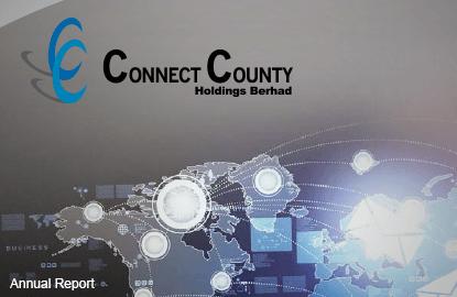 ConnectCounty第三季净赚168万令吉