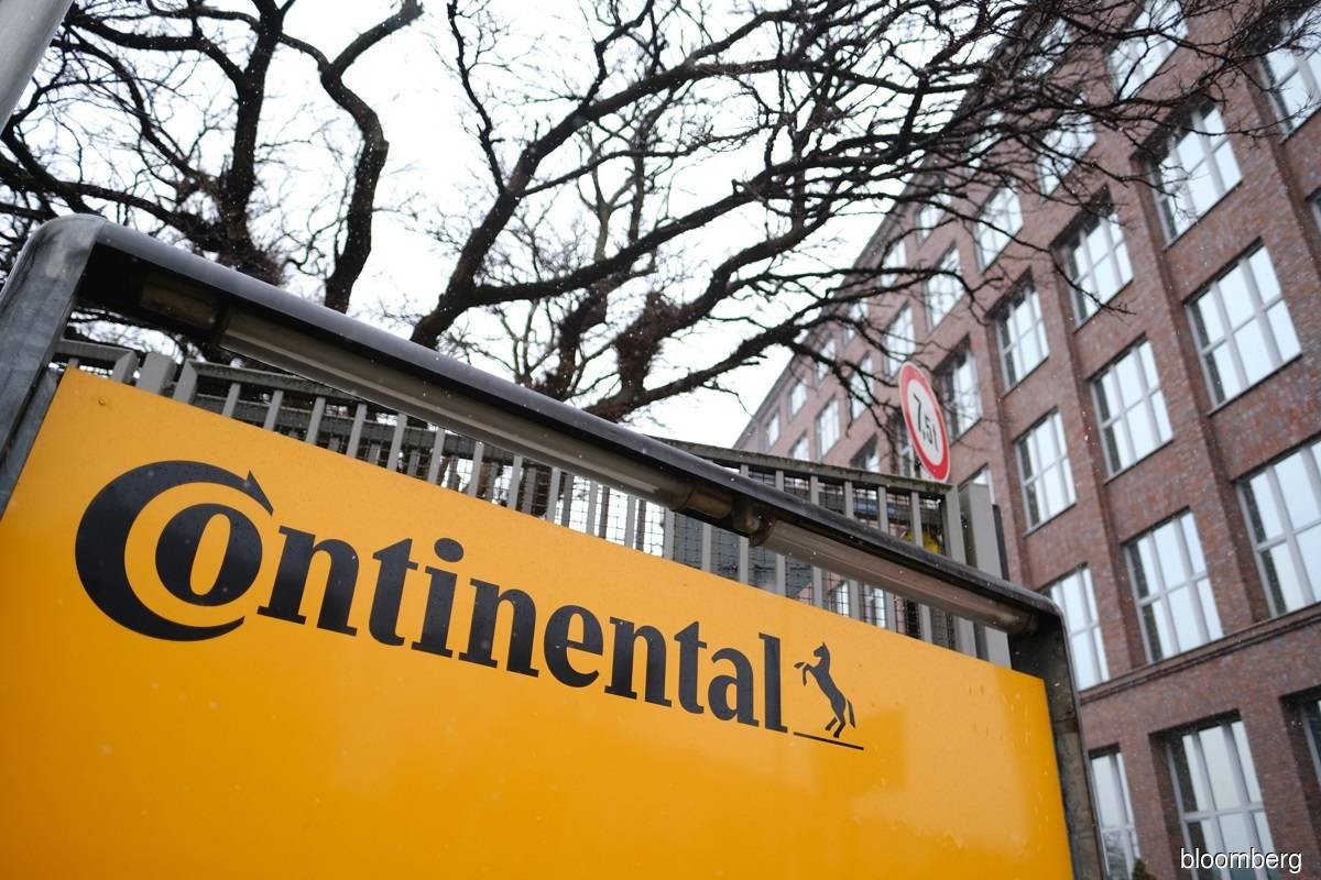 Continental cuts 2021 vehicle production outlook on chips crunch