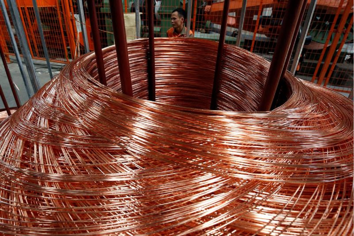 Copper hits over eight-year high on strong demand, tight supply outlook
