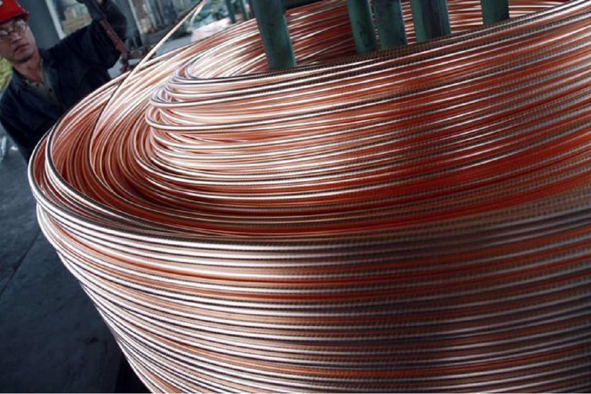 Copper just smashed past a record; here's what you need to know