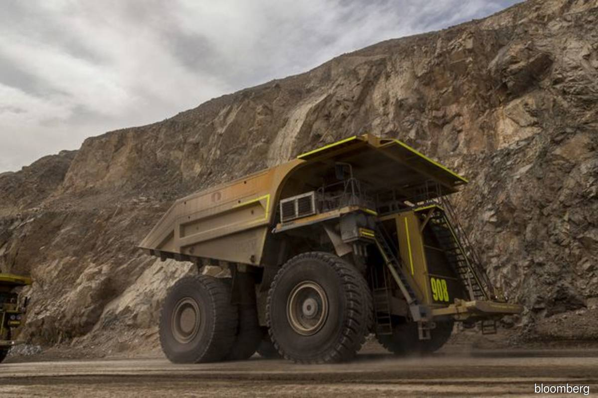 Copper royalty bill clears another hurdle in Chile