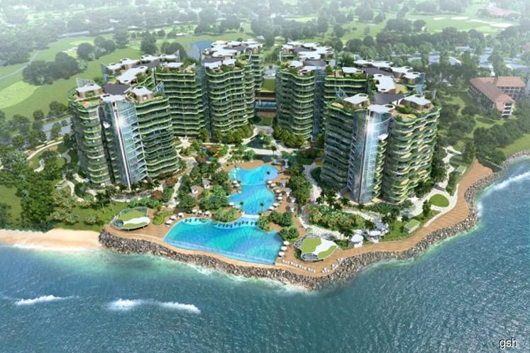 GSH sells all 100 released units in Coral Bay, Sabah