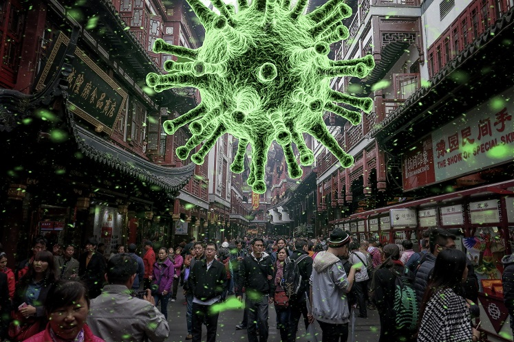FDA official warns coronavirus on path to becoming pandemic