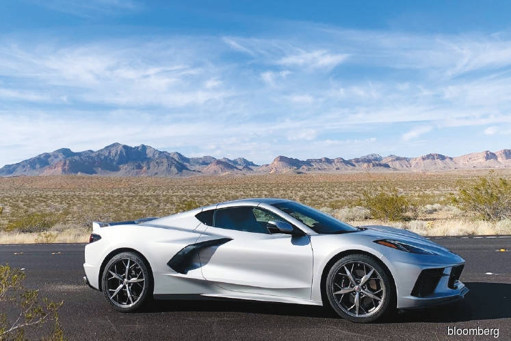 2020 Chevrolet Corvette has Chevy knocking on Ferrari's door
