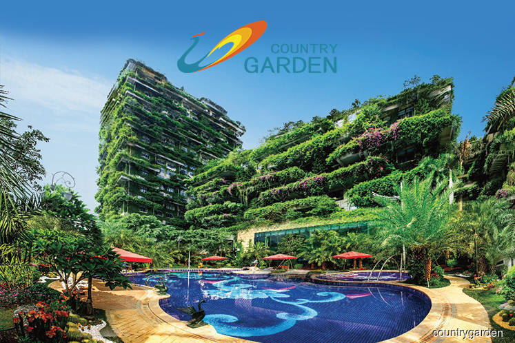 Country Garden Malaysia unveils Lake City @ KL North development
