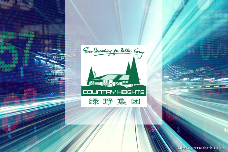 Stock With Momentum: Country Heights Holdings