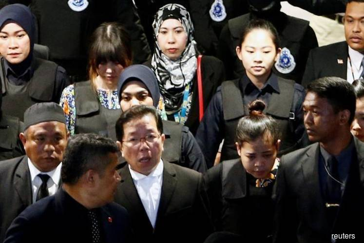 Malaysian court to rule on women accused of killing brother of N. Korean leader