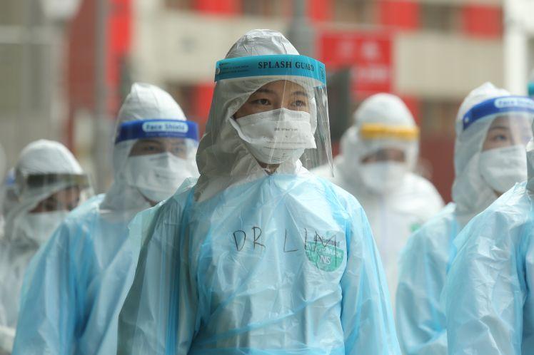 Stricter health screenings at all public transport terminals beginning tomorrow