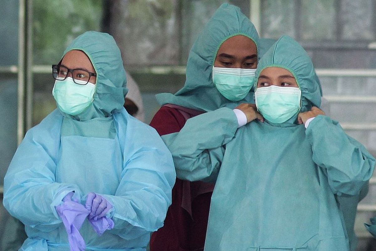 Covid-19: Malaysia reports 3,288 new cases, of which 1,757 cases are in Selangor