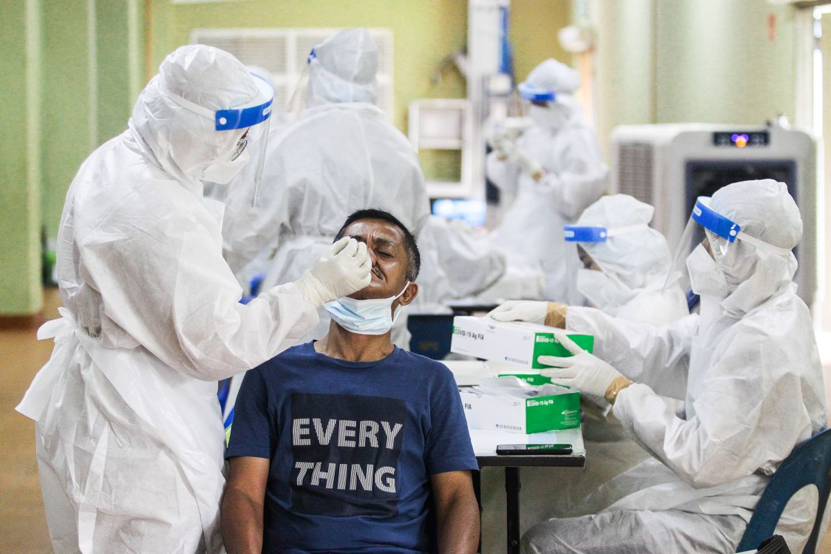 Covid-19: Record high of 53,608 new infections; 630 deaths in a week
