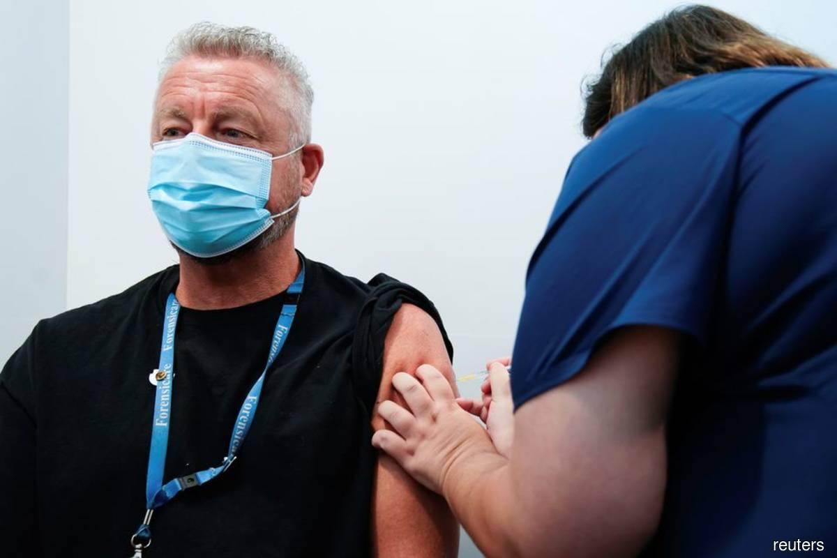 Australia's Victoria state nears first Covid-19 vaccination goal
