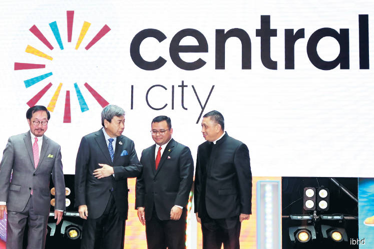 Thailand's CPN opens first international mall in Malaysia