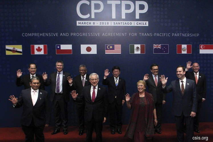 'Quitting CPTPP would hugely disadvantage Malaysian firms'