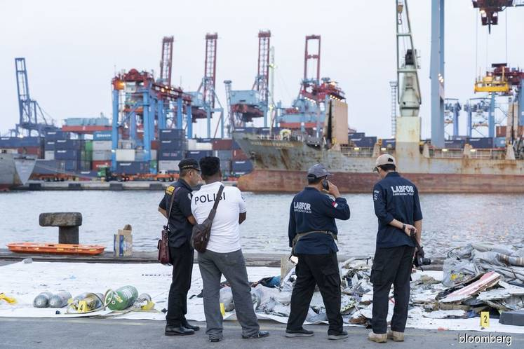 Indonesia says Lion Air jet that crashed was not airworthy