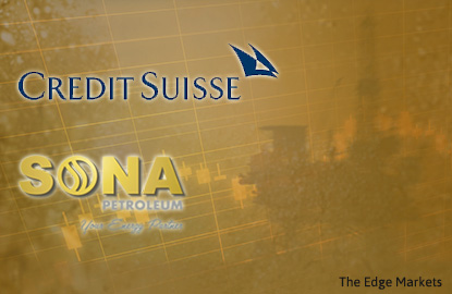 Credit Suisse ups Sona stake