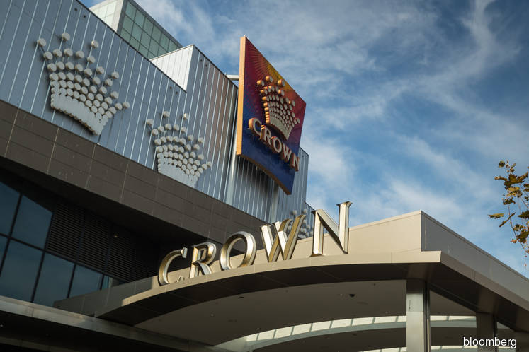 Crown shares slump after Wynn Resorts ends takeover talks