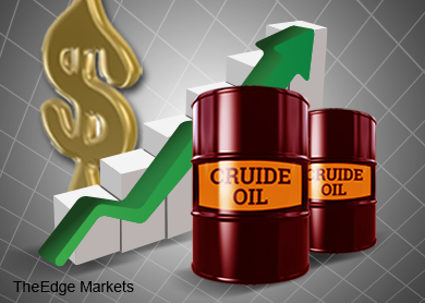 Oil steadies as Iran and OPEC offset by US drilling rebound