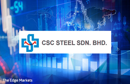 Stock With Momentum: CSC Steel Holdings