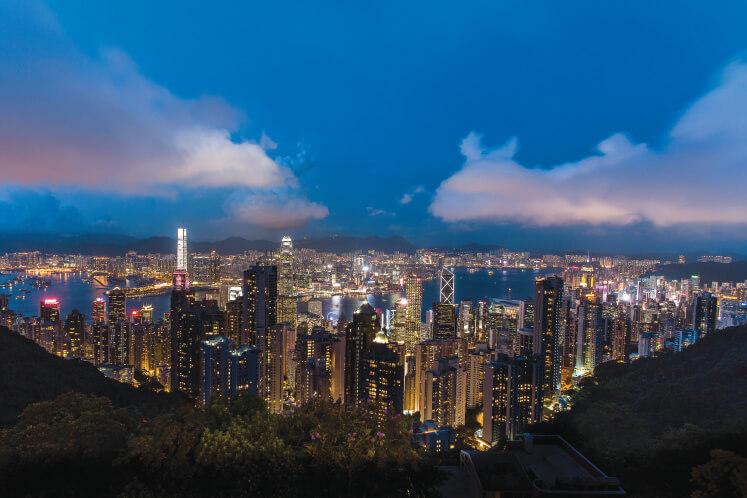 Hong Kong well travelled