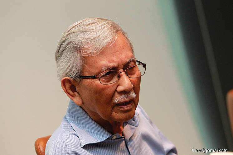 Tun Daim appointed as ECRL negotiator due to his skill, says Dr M