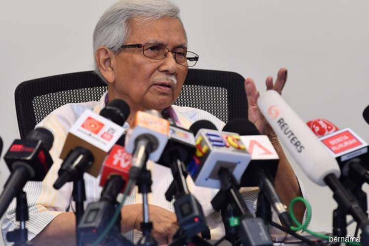 Ministers should not quarrel among themselves — Daim