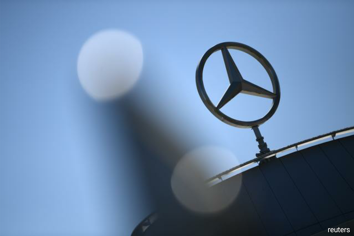 Daimler benefited from Chinese demand for high-margin luxury vehicles in the second half of 2020.