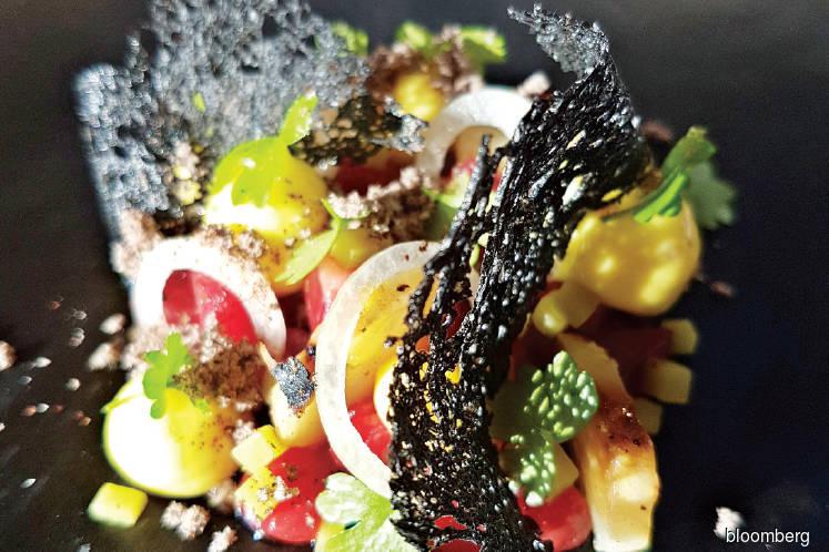 New winner among UK's top 100 restaurants