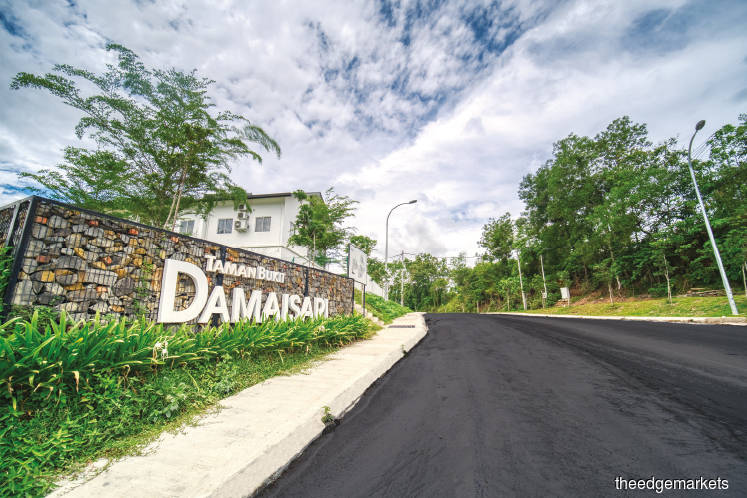 SCP's Taman Bukit Damaisari fully sold