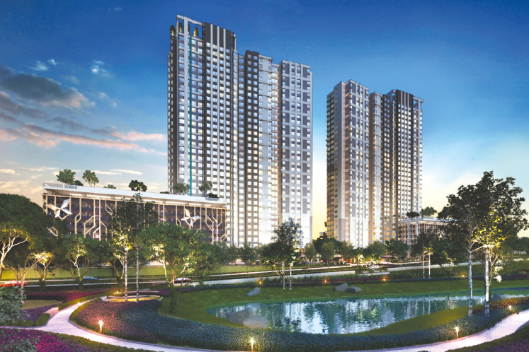 Coming to Bukit Subang: Apartments from RM459,000