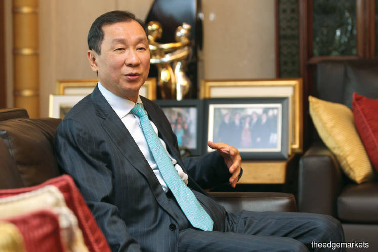 Danny Tan to inject land bank worth RM1.85b into Tropicana