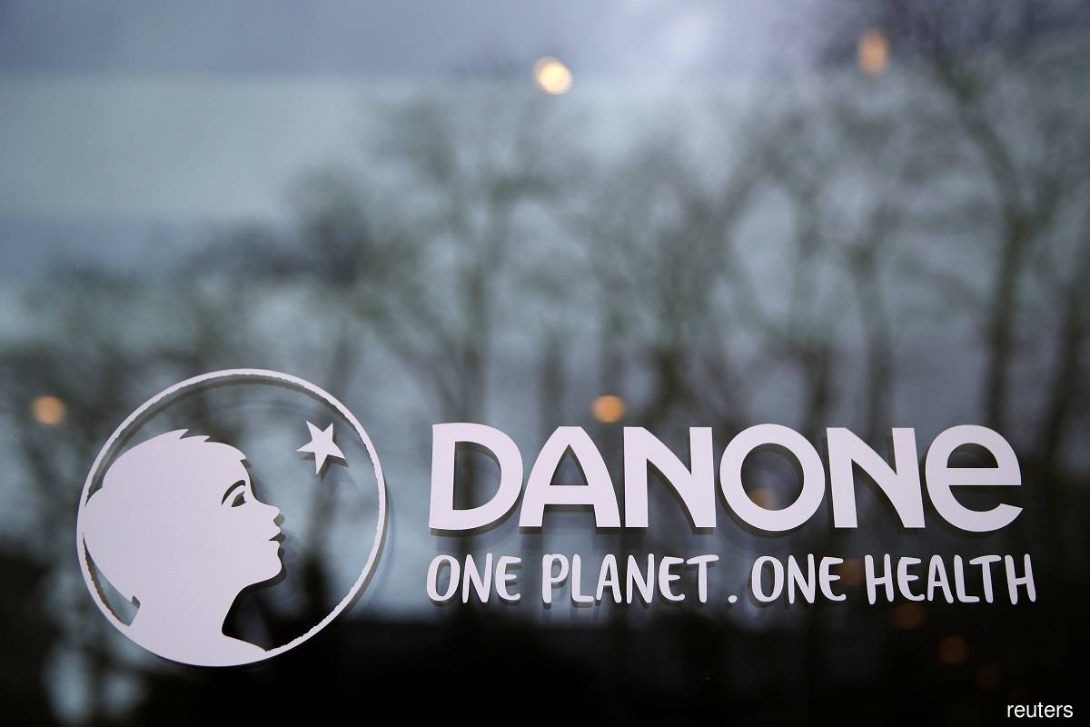 French food group Danone sticks to goals after weak start to 2021