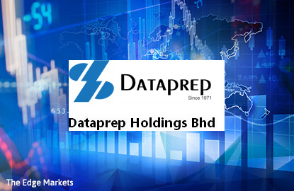 Stock With Momentum: Dataprep Holdings