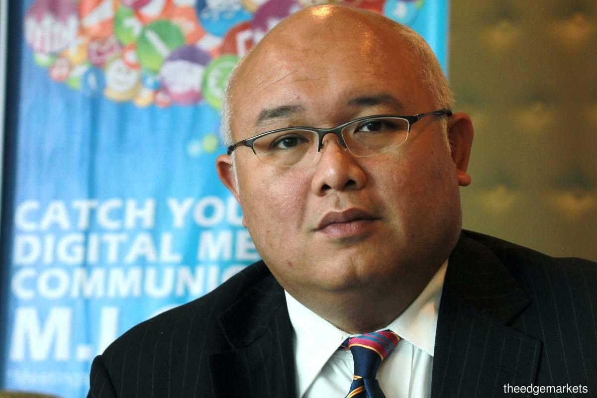 Datuk Mohamed Sharil Mohamed Tarmizi (Photo by Chu Juck Seng/The Edge)