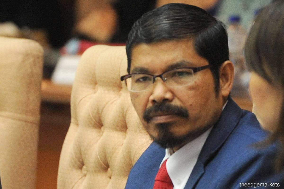 Datuk Seri Dr Mohd Uzir Mahidin