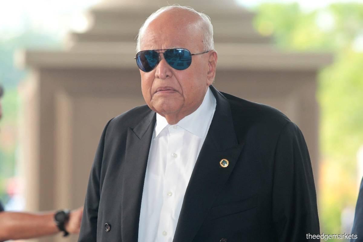 Datuk Seri Gopal Sri Ram (Photo by Suhaimi Yusuf/The Edge)