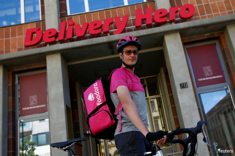 Delivery Hero said it was speeding up the onboarding process for new partner restaurants, increasing the frequency of payments to its partners to improve their cashflow and offering free delivery for customers close to restaurants. (Photo by Reuters)