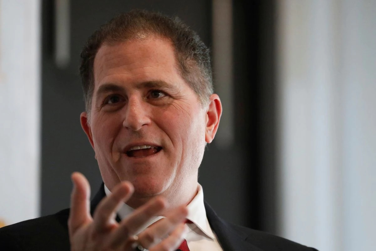 Dell chief executive and founder Michael Dell (File photo by Reuters)