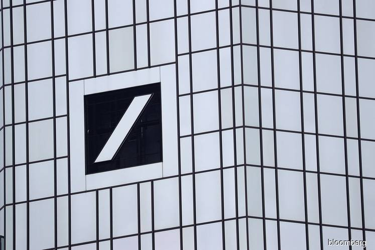 U.S. probes Deutsche Bank's dealings with Malaysia's 1MDB