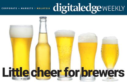 啤酒业缺乏振奋人心的动力