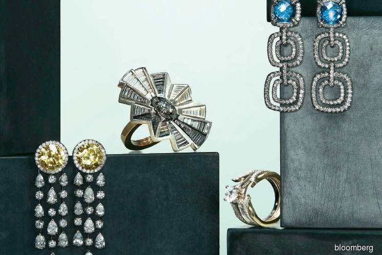 'Party jackets' the new fad in jewellery