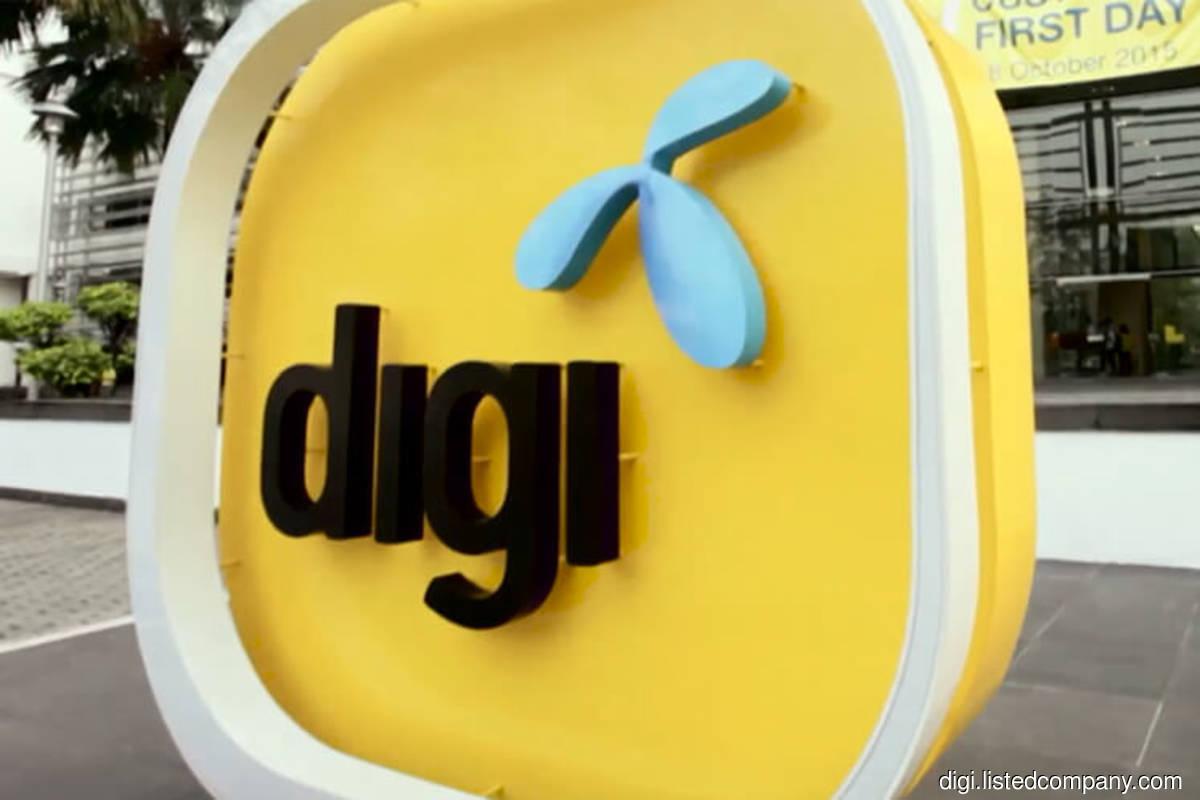 DiGi 2QFY21 profit slides 2.82%, declares 3.6 sen dividend
