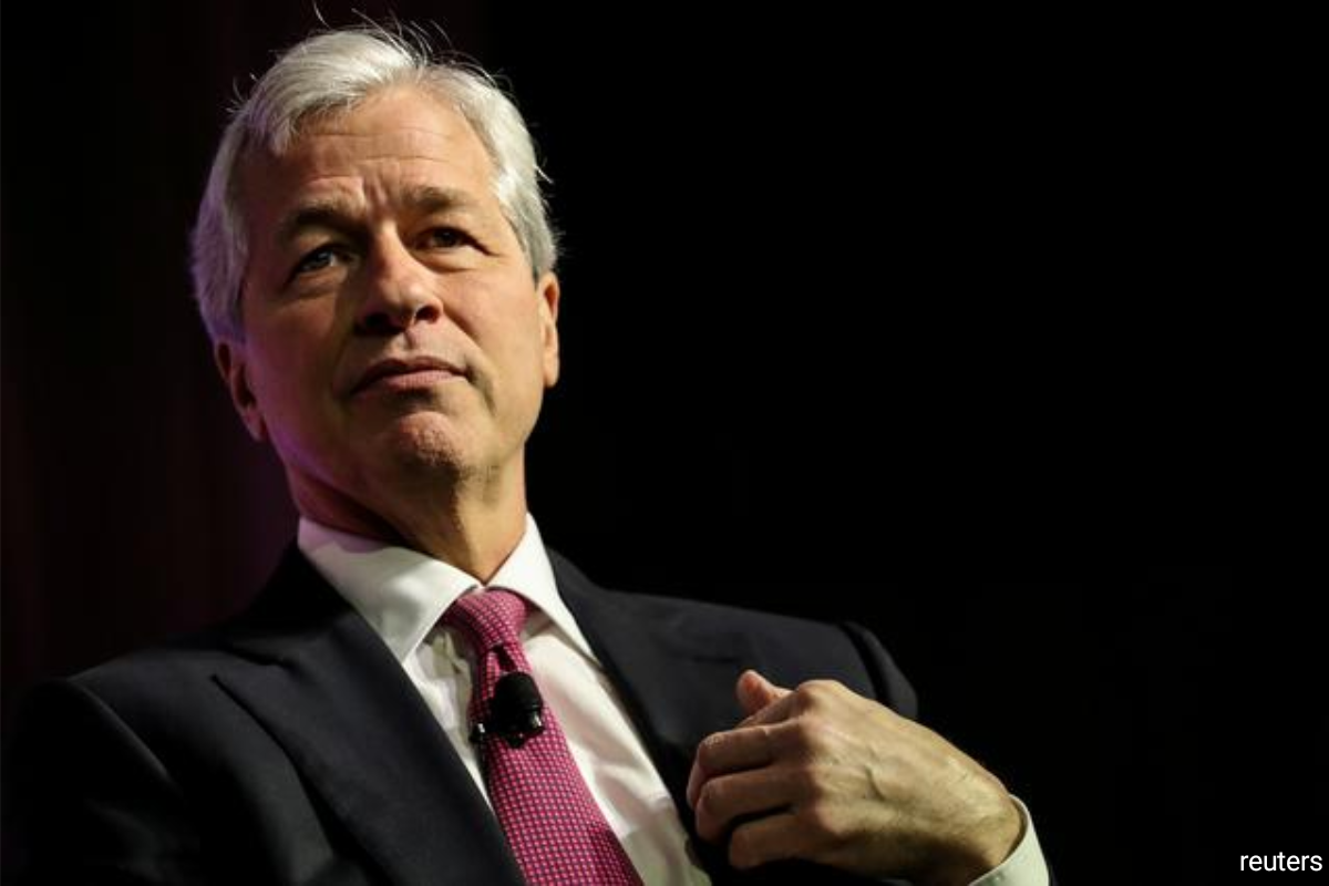 Jamie Dimon, JPMorgan Chase & Cochief executive