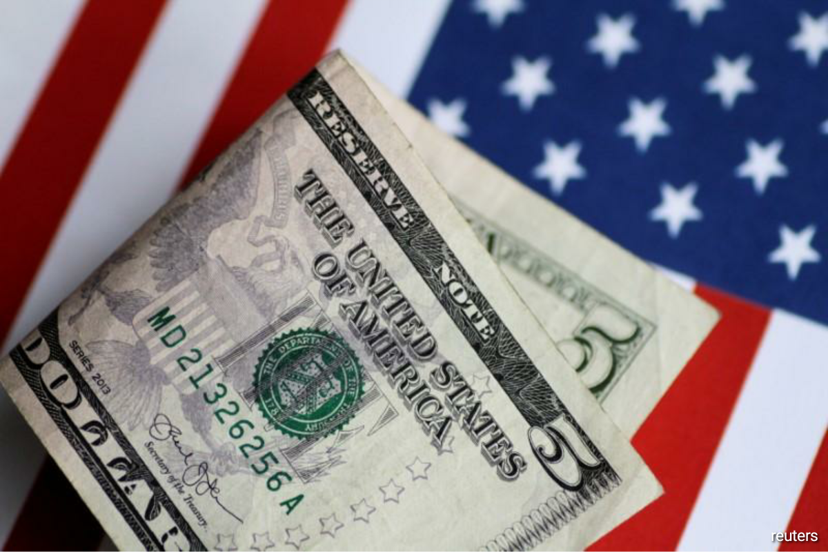 The dollar, which hit a nine-day high in the previous session, held steady overnight and strengthened further in early London trading.