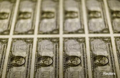 US dollar steadies after three-day fall