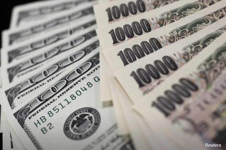 Dollar limps up from 4-mth low vs yen, Trump's healthcare bill in focus