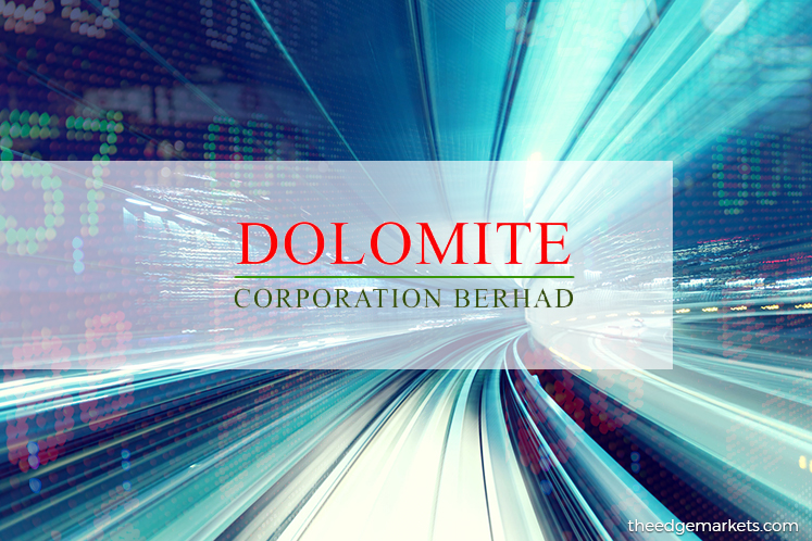 Stock With Momentum: DOLOMITE Corp Bhd