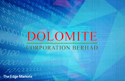 Stock With Momentum: Dolomite Corporation