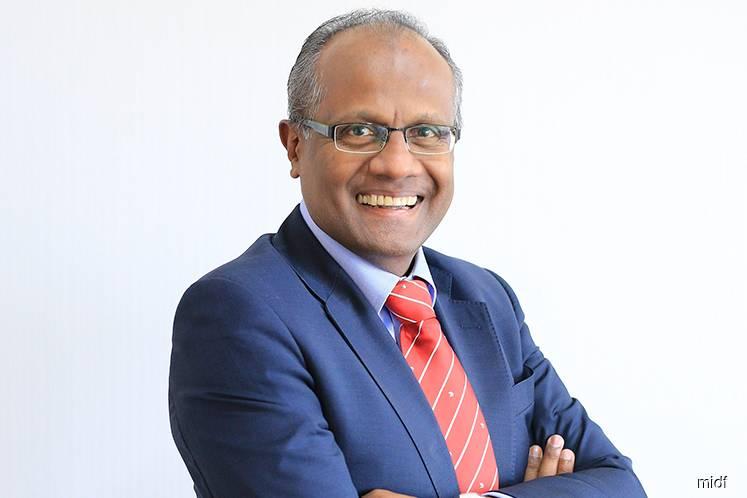 Ex-Khazanah investment head Dominic Silva is MIDF Amanah's new deputy CEO