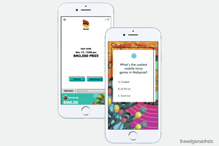APPS: Compete for cash prizes in live trivia game