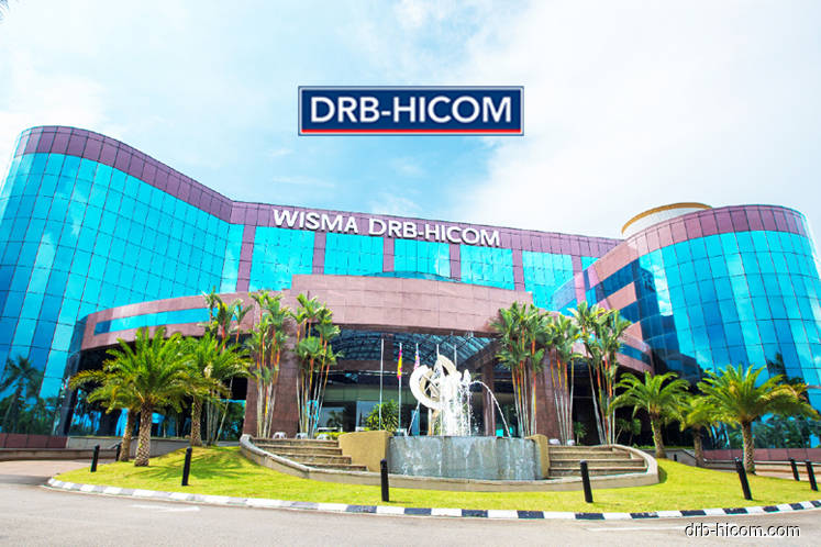 DRB-Hicom shares rise on positive outlook